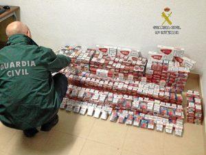 contrabando tabaco