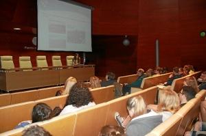 estudiantes Glasgow University Puerto Huelva