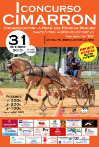 Concurso de hípica en Moguer.
