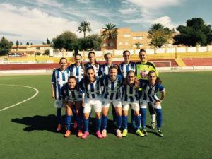Once titular del Cajasol Sporting ante La Rambla.