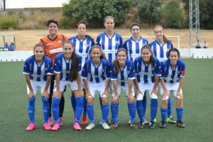 Once del Fundación Cajasol Sporting B.