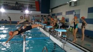 Segunda jornada del Trofeo FAN de natación.