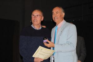 Antonio Toledo, uno de los técnicos premiados.