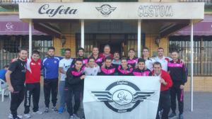 Cafetería Marta, patrocinador del Smurfit Kappa de La Palma.