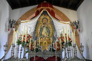 Altar Inmaculada Montemayor