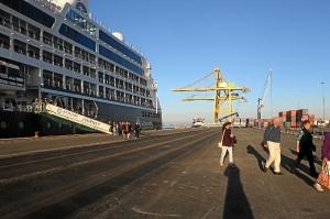 Azamara Journey Puerto de Huelva2