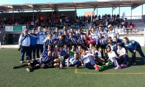 Fundación Cajasol Sporting, campeón de la Copa Andalucía.