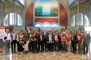 Curso Iberoamericano gestion portuaria Puerto de Huelva15