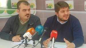 Daniel Hernando y Marcos Toti