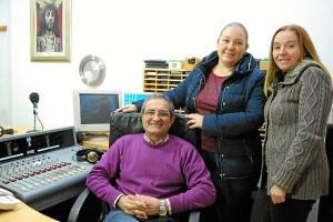 El actual equipo de Radio Isla Cristina.