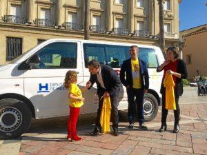Entrega furgoneta gira infancia (5)