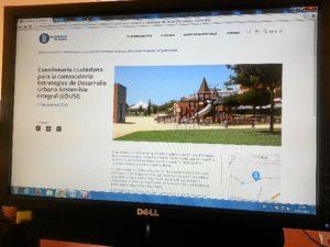 Foto Enlace web Cuestionario Edusi