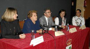 La Alcaldesa ha inaugurado el curso junto al Rector (1)
