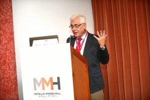 Miguel Palacios, Director General de Metalurgia