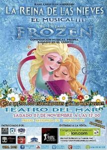 Musical Reina de las Nieves