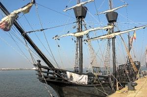 Nao Victoria Puerto de Huelva