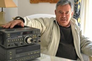 Paco Llobel fue el fundador de la actual Radio Isla Cristina.