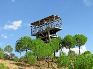 Patrimonio minero de Nerva