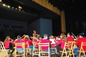Uno de los grupos participantes en el encuentro musical