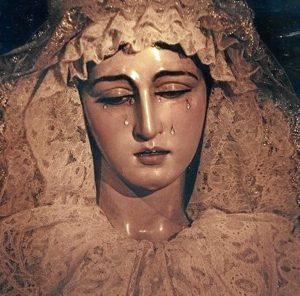 Virgen de la Amargura Huelva