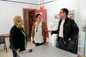Visita Asoc Vecinos Los Rosales (1)