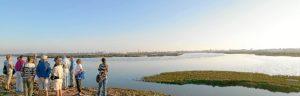 Visita a las Salinas de Isla Cristina