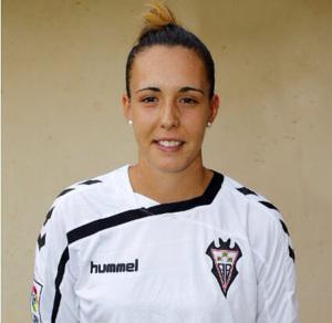 Alicia Muñoz, nueva jugadora del Cajasol Sporting.