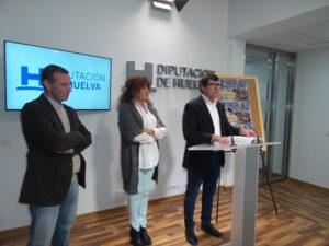 Presentación de la Ruta cicloturista de Villanueva de los Castillejos.