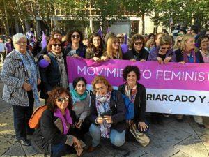 manifestacion contra la violencia machista diputacion huelva 016