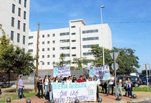 manifestacion vivienda protegida en huelva  4