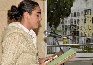 poetas guadiana 2. Ana Francisco de Villa Real de San Antonio