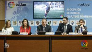 Constituida la Asociación de Clubes de Fútbol Femenino.