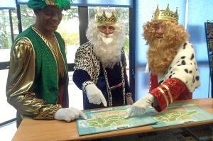 2015 12 18 Visita de los Reyes Magos