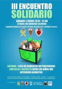 Encuentro solidario en Cartaya.