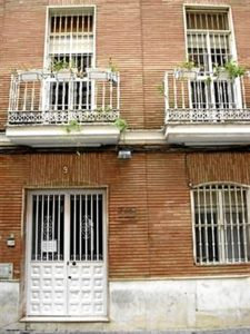 Albergue municipal de Huelva