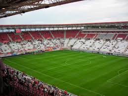 Estadio de La Condomina.