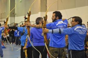Campeonato Provincial de tiro con arco.