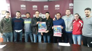 Jornadas Solidarias Deportivas en Lepe.