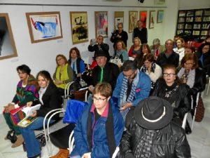 Encuentro Poetas Andaluces Moguer (1)