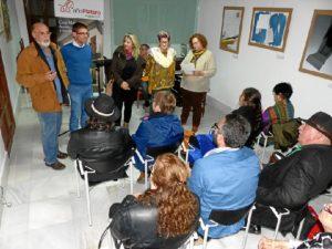 Encuentro Poetas Andaluces Moguer (2)