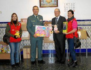 Guardia Civil y Cruz Roja (1)