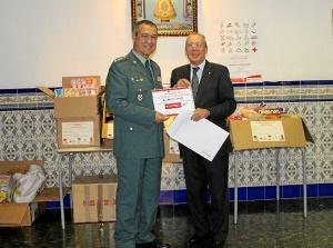 Guardia Civil y Cruz Roja (2)