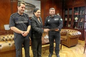 Puerto de Huelva Juegos Europeos Policias y Bomberos