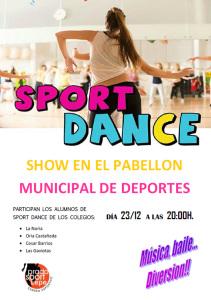 Show Sport Dance en Lepe.