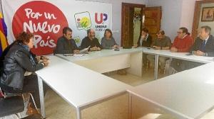 foto IU con Agrupacio Interes Infraestructuras