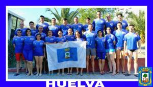 CD Master Huelva y Club Natación Huelva.