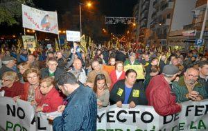 manifestacion Fosfoyesos007