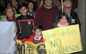 manifestacion Fosfoyesos009