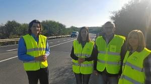 visita carreteras Bonares