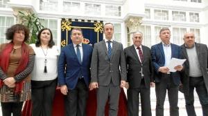 20160115 Firma Viogen ayuntamientos Huelva